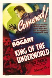 King of the Underworld - 27 x 40 Movie Poster - Style A