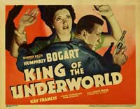 King of the Underworld - 22 x 28 Movie Poster - Half Sheet Style A