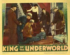 King of the Underworld - 11 x 14 Movie Poster - Style F