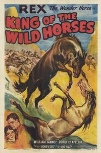 King of the Wild Horses - 43 x 62 Movie Poster - Bus Shelter Style A