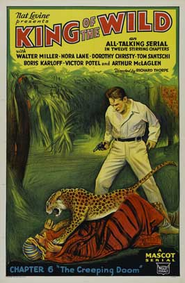 King of the Wild Horses - 11 x 17 Movie Poster - Style C