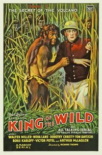 King of the Wild - 11 x 17 Movie Poster - Style E