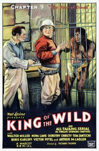 King of the Wild - 27 x 40 Movie Poster - Style D
