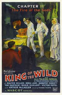 King of the Wild - 27 x 40 Movie Poster - Style E