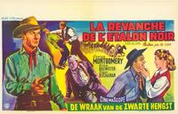 King of the Wild Stallions - 11 x 17 Movie Poster - Belgian Style A