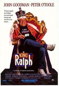King Ralph - 43 x 62 Movie Poster - Bus Shelter Style A