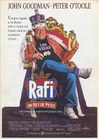King Ralph - 11 x 17 Movie Poster - Spanish Style A
