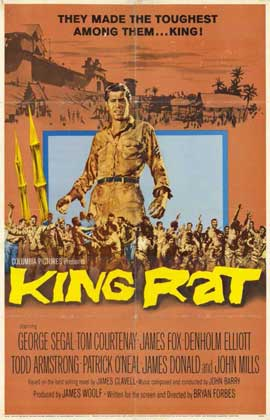 King Rat - 11 x 17 Movie Poster - Style A