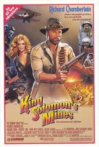 King Solomon's Mines - 27 x 40 Movie Poster - Style A