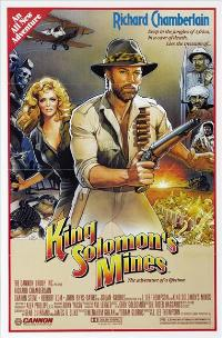 King Solomon's Mines - 43 x 62 Movie Poster - Bus Shelter Style A