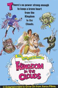 Kingdom in the Clouds - 11 x 17 Movie Poster - Style B