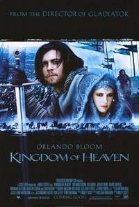 Kingdom of Heaven - 27 x 40 Movie Poster - Style C