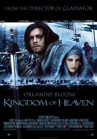 Kingdom of Heaven - 27 x 40 Movie Poster - German Style A