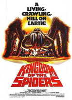 Kingdom of the Spiders - 27 x 40 Movie Poster - Style C