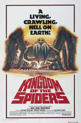 Kingdom of the Spiders - 27 x 40 Movie Poster - Style B