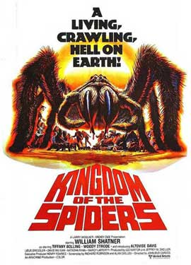 Kingdom of the Spiders - 11 x 17 Movie Poster - Style C