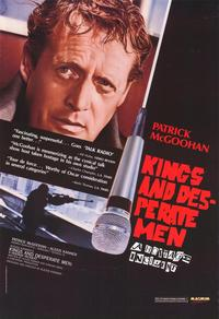 Kings and Desperate Men: A Hostage Incident - 27 x 40 Movie Poster - Style A