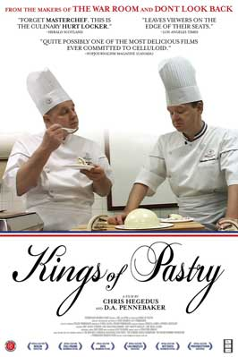 Kings of Pastry - 11 x 17 Movie Poster - Style A