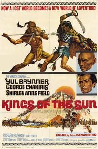 Kings of the Sun - 27 x 40 Movie Poster - Style A