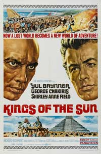 Kings of the Sun - 27 x 40 Movie Poster - Style B
