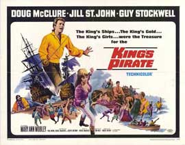 Kings Pirate - 11 x 14 Movie Poster - Style A