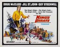 Kings Pirate - 30 x 40 Movie Poster - Style A