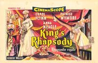 King's Rhapsody - 11 x 17 Movie Poster - Belgian Style A