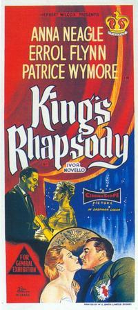 King's Rhapsody - 27 x 40 Movie Poster - Style B