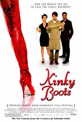 Kinky Boots - 27 x 40 Movie Poster - Style A