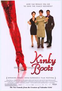 Kinky Boots - 43 x 62 Movie Poster - Bus Shelter Style A