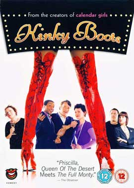 Kinky Boots - 27 x 40 Movie Poster - UK Style A