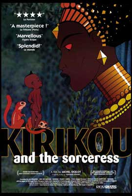 Kirikou and the Sorceress - 27 x 40 Movie Poster - Style C