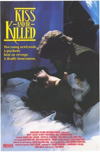 Kiss and Be Killed - 27 x 40 Movie Poster - Style A