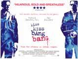 Kiss Kiss, Bang Bang - 11 x 17 Movie Poster - Style C
