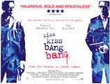 Kiss Kiss, Bang Bang - 27 x 40 Movie Poster