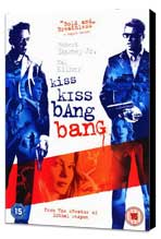 Kiss Kiss, Bang Bang - 27 x 40 Movie Poster - UK Style A - Museum Wrapped Canvas