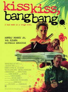 Kiss Kiss, Bang Bang - 11 x 17 Movie Poster - Style B