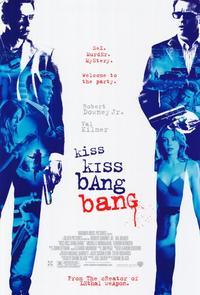 Kiss Kiss, Bang Bang - 11 x 17 Movie Poster - Style A