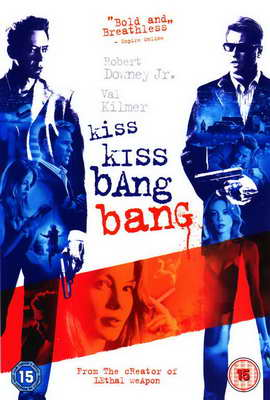 Kiss Kiss, Bang Bang - 27 x 40 Movie Poster - UK Style A