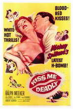 Kiss Me Deadly - 27 x 40 Movie Poster - Style A