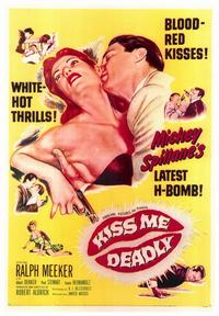 Kiss Me Deadly - 43 x 62 Movie Poster - Bus Shelter Style A