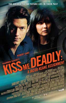 Kiss Me Deadly (TV) - 27 x 40 Movie Poster - Style A