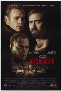 Kiss of Death - 27 x 40 Movie Poster - Style A