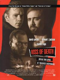 Kiss of Death - 27 x 40 Movie Poster - Style B