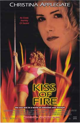 Kiss of Fire - 11 x 17 Movie Poster - Style A