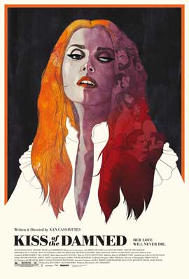 Kiss of the Damned - 11 x 17 Movie Poster - Style A