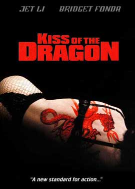 Kiss of the Dragon - 27 x 40 Movie Poster - Style C