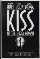 Kiss of the Spider Woman - 11 x 17 Movie Poster - Style E