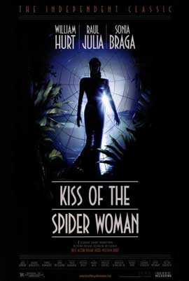 Kiss of the Spider Woman - 11 x 17 Movie Poster - Style A