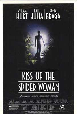 Kiss of the Spider Woman - 11 x 17 Movie Poster - Style B